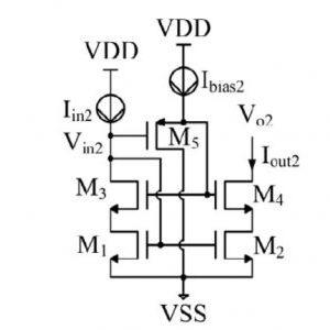 کاهش ولتاژورودی و خروجی، توان و ولتاژ تغذیه و افزایش محدوده دینامیکی در آینه های جریان
