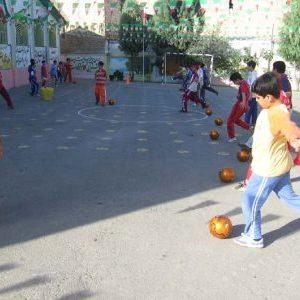 افزایش جاذبه درس تربیت بدنی در مدارس