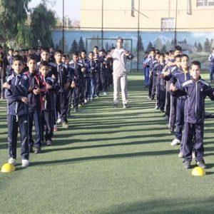 ورزش و سلامتی دانش آموزان