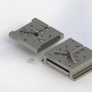 طراحی وساخت قالبهای فلزی