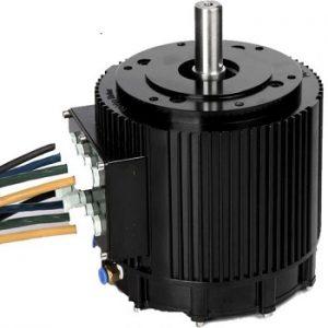 راهاندازی موتور BLDC با استفاده از DTC
