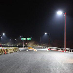 بررسی استاندارد طراحی روشنایی معابر